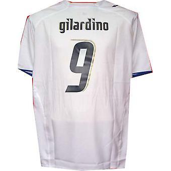 Italië weg (Gilardino 9) 06/07