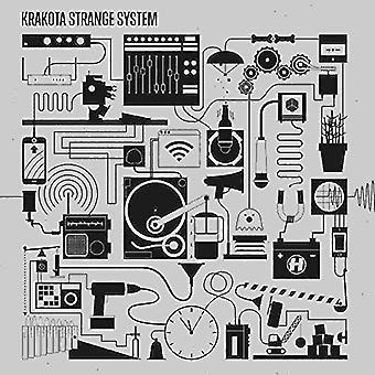 Krakota - Strange System [CD] USA import