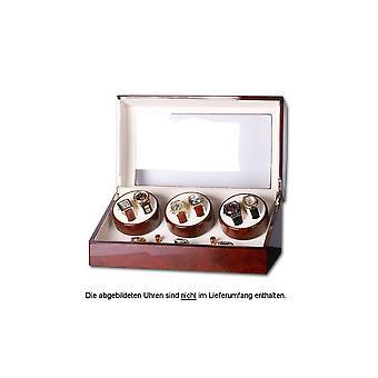 Portax Watchwinder Eleganza 6 watches Burlwood 1002324002
