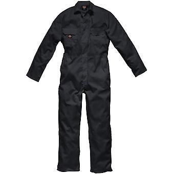 Dickies Mens Redhawk Wert Wirtschaft elastische Taille Coverall Overalls