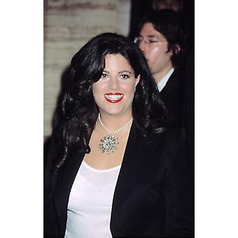 Monica Lewinsky At Opening Of New York Film Festival Ny 9272002 By Cj Contino Celebrity
