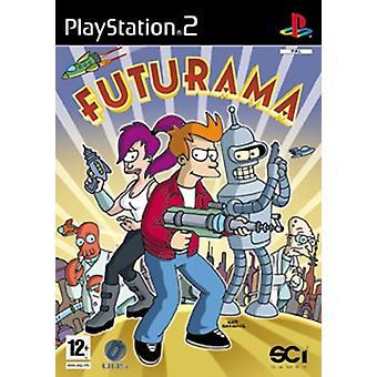 Futurama (PS2)-ny