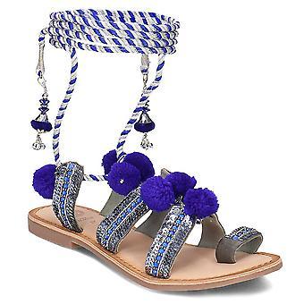 Gioseppo Yurak 4050532BLUE ellegant summer women shoes