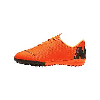 Nike JR Mercurial Vaporx 12 Academy GS TF Fast BY Nature AH7342810 football all year kids shoes