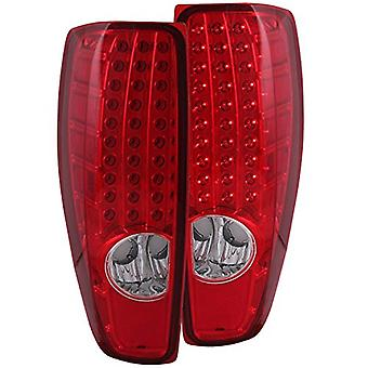 Anzo USA 311135 Red/Clear LED Tail Light for Chevy Colorado
