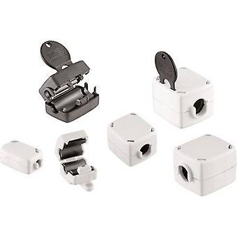 Würth Elektronik STAR-TEC 74271142 Ferrit Perle Cube Schlüssel geschützt 182 Ω Kabel Ø (max.) 5 mm (L x b x H) 32,5 x 18,8 x 13,2 mm 1 PC