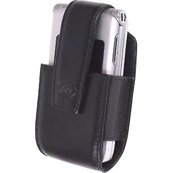 Milante Universal Bruna Leather Pouch for HTC Cleo, Fuze, Pure, Shadow, Shadow 2, Touch Diamond, Touch Pro