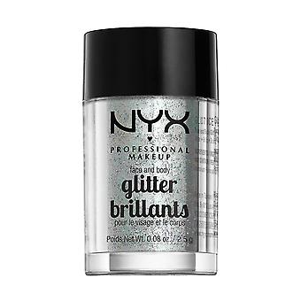 NYX PROF. MAKEUP Face & Body Glitter-07 Ice 2, 5g