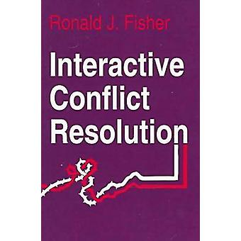 Interactive Conflict Resolution by Ronald J. Fisher - 9780815627159 B