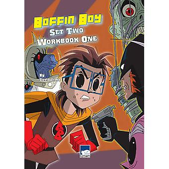 Boffin Boy - Set 2 werkmap 1 door David Orme - 9781841677071 boek