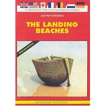 Landing Beaches by Jean-Pierre Benamou - P. Jutra - 9782902171101 Book