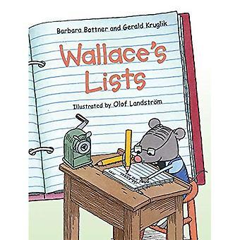 Wallace's lijsten