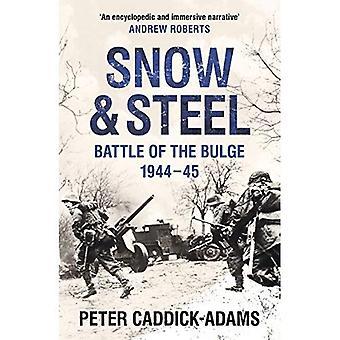 Lumi- ja teräs: taistelu Ardenneilla 1944-45