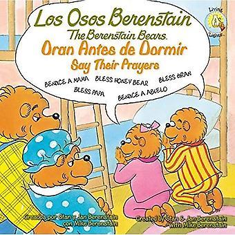 Los Osos Berenstain Oran Antes de Dormir / dire leurs prières