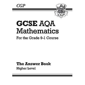 New GCSE Maths AQA Answers for Workbook: Higher - for the Grade 9-1 Course