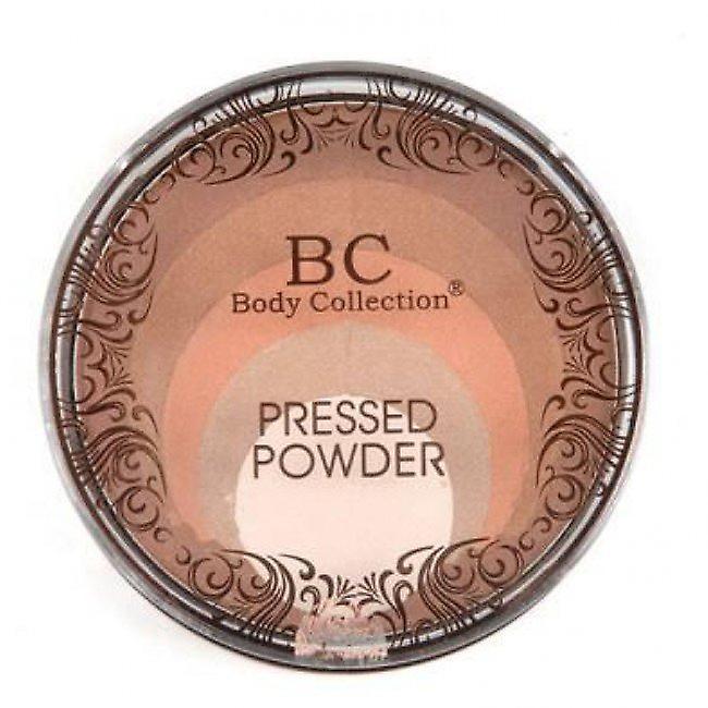 Body Collection Pressed Bronzing Powder