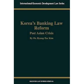 Coreas ley reforma de la banca por ByungTae Kim