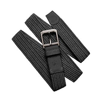 Arcade Norrland Webbing Belt in Black/Black