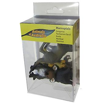 Animals of Australia Box of 5 Marsupials