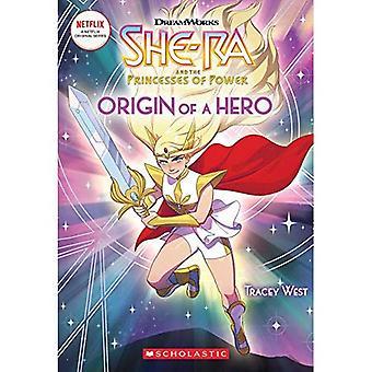 She-Ra #1: origen de un héroe (She-Ra)
