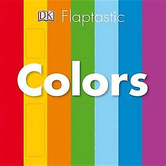Flaptastic - Colors by DK - 9781465456199 Book
