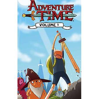 Adventure Time - Volume 5 by Ryan North - Shelli Parline - 97817827617