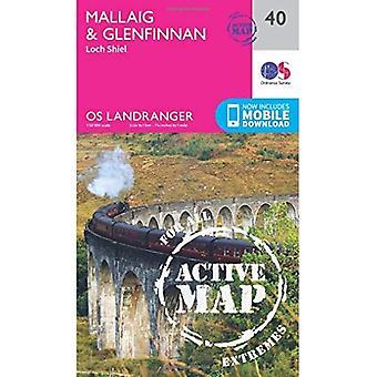 Mallaig & Glenfinnan, Loch Shiel