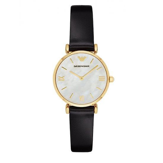 Emporio Armani Women's Ar1910 Classic Analog Display Black Watch