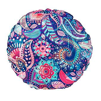 Gardenista® Delhi design impermeabile rotondo cuscino scatter