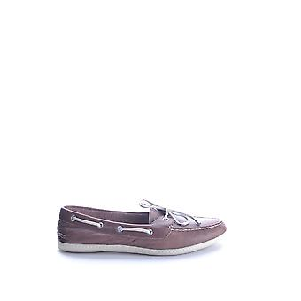 Sperry Ezbc285003 Women's Brown Leather Loafers