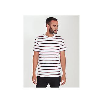 Edwin West randig T-shirt