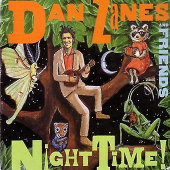 Dan Zanes & Friends - Night Time! [CD] USA import