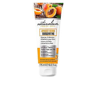 Naturalium Apricot Scrub Invigorating All Skin Types 175ml