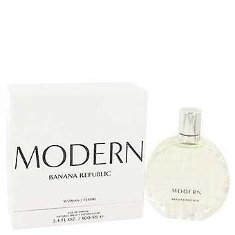 Banana Republic Modern By Banana Republic Eau De Parfum Spray 3.4 Oz (femmes) V728-533157