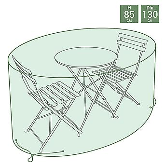 Charles Bentley små möbler Cover/Bistro ställa Cover - grön