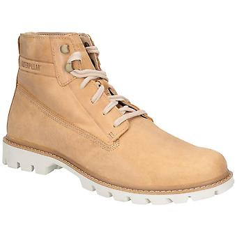 Caterpillar mens basis lederen Lace up boot