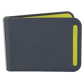 dosh RFID Aero Wallet - Black/Fairway Green