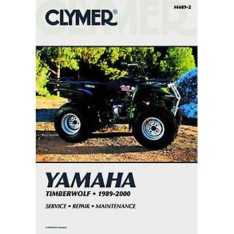 Yamaha Timberwolf / Bigbear [1989-2000] ATV (2nd) by Penton - 9780892