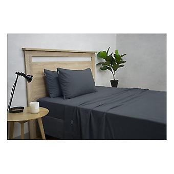 Apartmento micro flannel Navy Sheet set