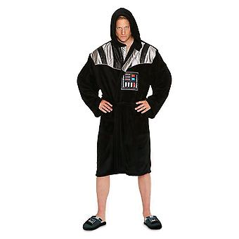 Star Wars Darth Vader Chest Plate Fleece Bathrobe