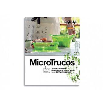 Lékué Book Microtrucos Esp (Kitchen , Kitchen accessories)