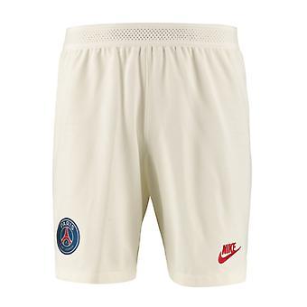 2019-2020 PSG Nike Tercer Pantalón Corto (Blanco)