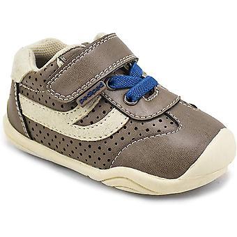 Dzieci pediped Dziewczyny Cliff Flat Low Top Fashion Sneaker
