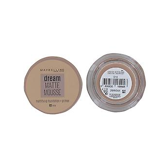 Maybelline SPF 15 Dream Matte Mousse Foundation 18ml (Oily Skin)
