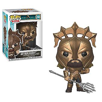 Aquaman Arthur (Gladiator) Pop! Vinyl