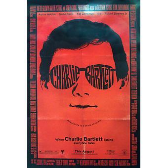تشارلي بارتليت (مزدوجة من جانب العادية) ملصق السينما الأصلي