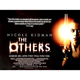 The Others Original Cinema Poster