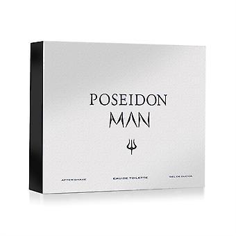Posseidon Poseidon Man Set 3 Pz For Men