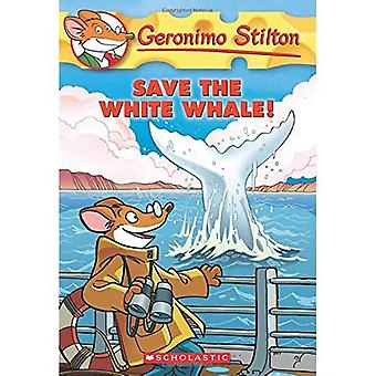 Sauvez la baleine blanche! (Geronimo Stilton