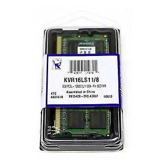 8GB DDR3L SODIMM 1600MHz 1.35 V/1.5 V dual voltage enkele stick